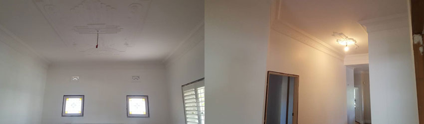 Domestic Painters Woolshed Flat