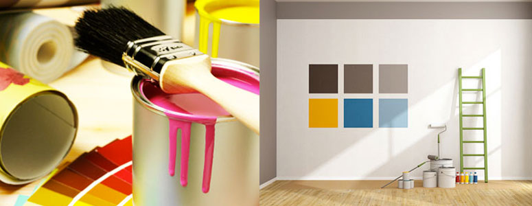 Interior Painters Proof Range